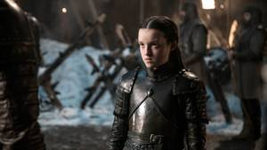 "Bella Ramsey in ""Game of Thrones"" als Lyanna Mormont"