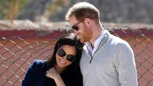Herzogin Meghan Prinz Harry Baby Sussex