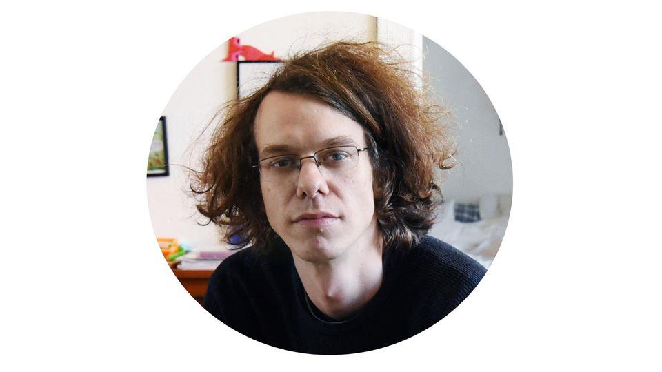 Portrait von Hannes Richert