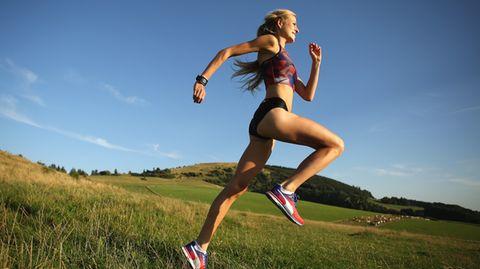 Laura Hottenrott übers Laufen und Marathons