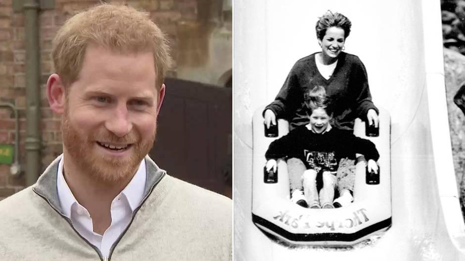 Innige Beziehung zu verstorbener Mutter Diana: Deshalb könnte Prinz Harry in den ersten Tagen als Vater auch Traurigkeit überkommen