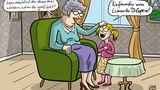 Cartoons von Dorthe Landschulz: Das ist der beste Job