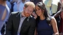 Prinz Harry Herzogin Meghan Baby Sussex