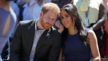 Prinz Harry Herzogin Meghan Baby Sussex