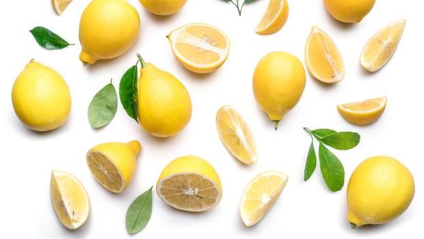 Zitronensäure musst du in Pulverform verwenden
