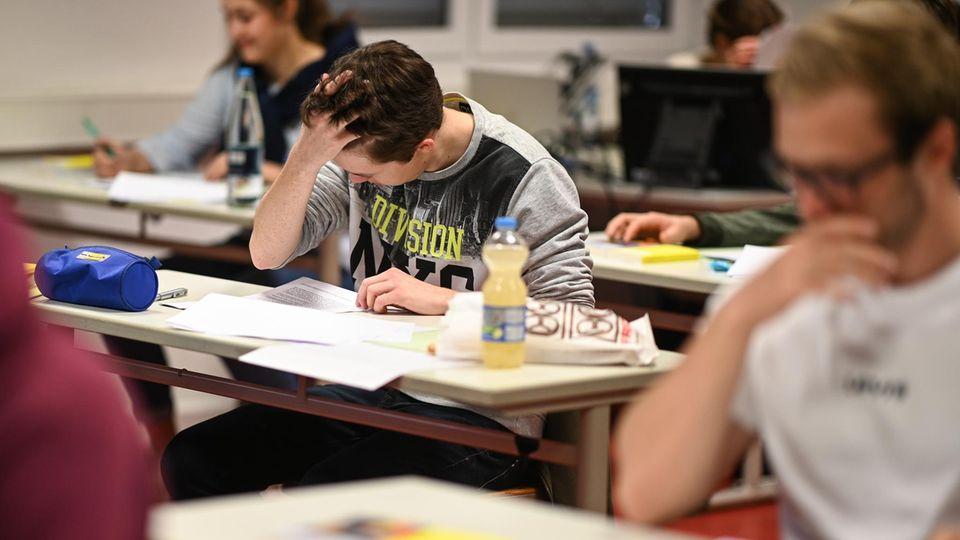 Mathe-Abitur