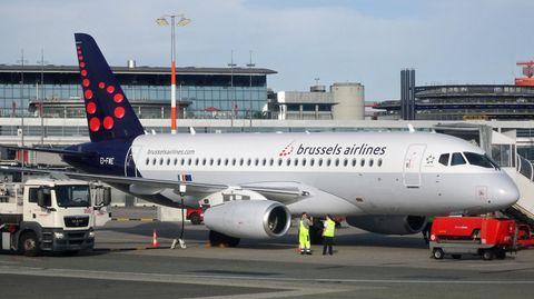 Von 2017 bis 2018 flogen einige Exemplare des Sukhoi Superjets 100 mit irischer Zulasung fürBrussels Airlines auf Europastrecken.