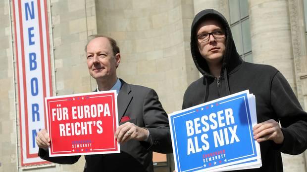 """Warum das ZDF einen Wahlwerbespot der Satire-Partei """"Die Partei"""" ablehnt"""