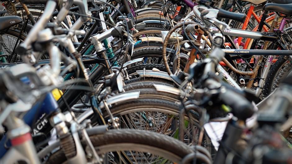 Fahrräder in München
