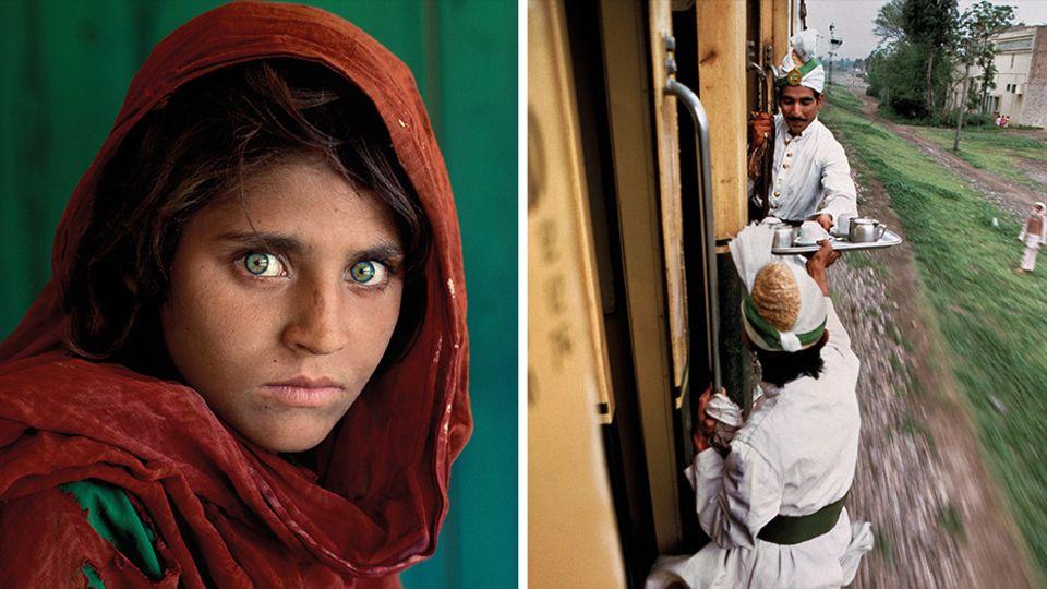 Steve McCurry - Ein Leben für die Fotografie