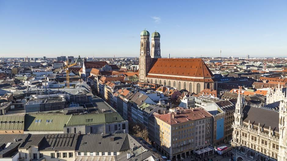 Sogar in München ist die Mietpreisspirale ins Stocken geraten - zumindest für den Moment