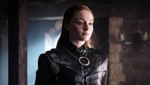 """Sophie Turner als Sansa Stark in der achten Staffel von """"Game of Thrones"""""""