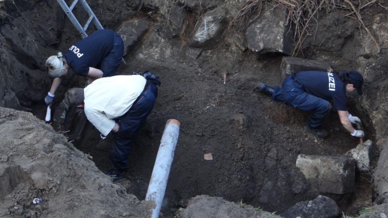 Wichmann Göhrde Morde Ausgrabungen