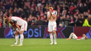 Ajax Amsterdam Tottenham Hotspur
