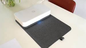 HP-Drucker Tango X mit Textil-Deckel