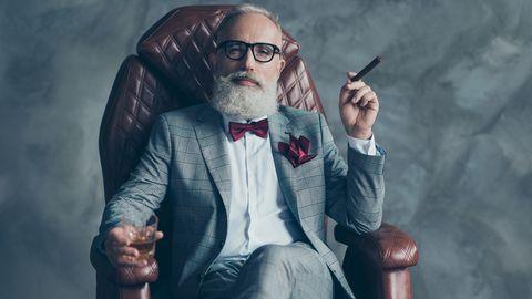 Whiskey, Zigarre und ein Gehaltsscheck, der keine Wünsche offen lässt- davon können manche Chefs nur träumen