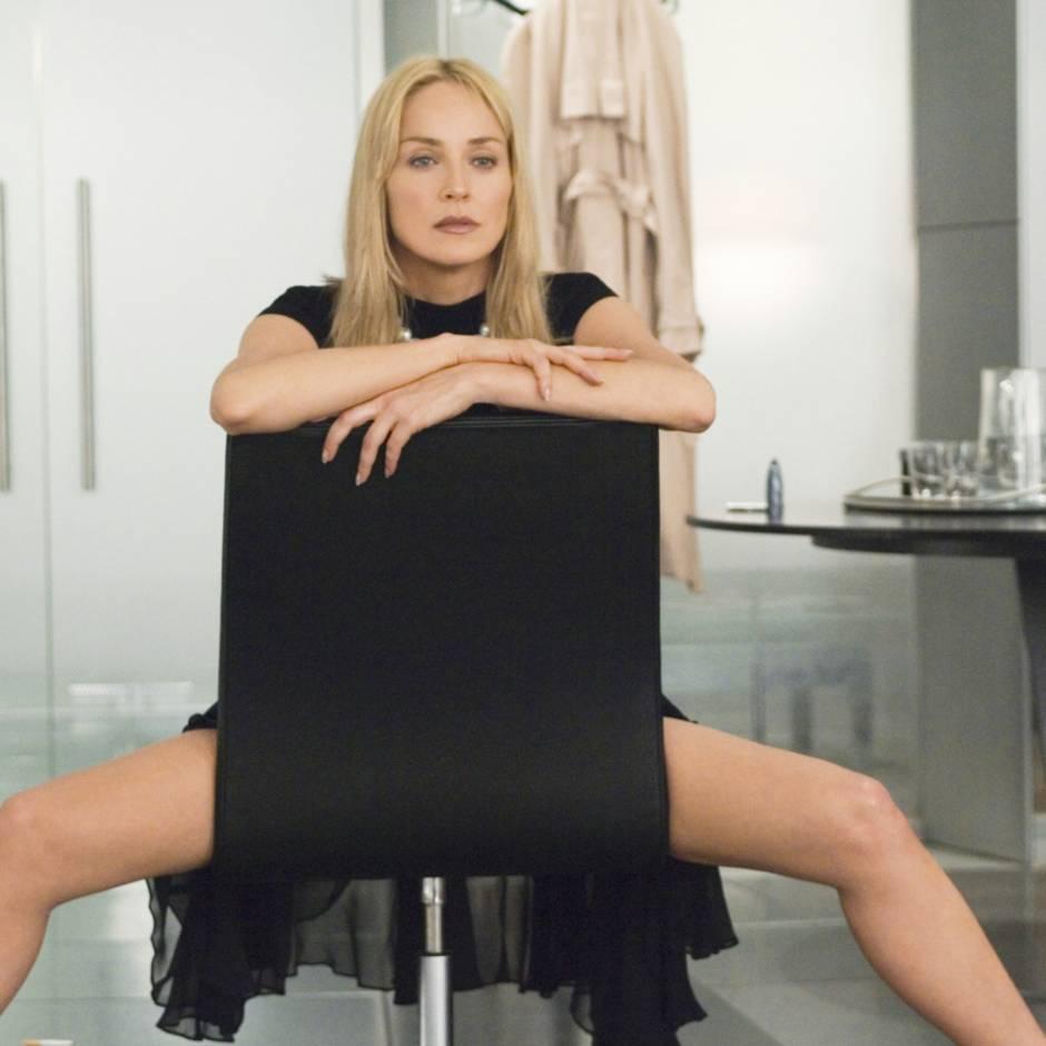 """US-Schauspielerin: Sharon Stone posiert mit 61 nackt in der """"Vogue"""" - und erinnert an """"Basic Instinct"""""""
