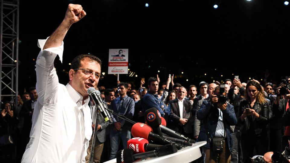 Wahlkommission in Türkei weist Kritik an Wahlannullierung in Istanbul zurück