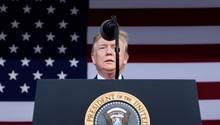 New York ebnet den Weg für ein Gesetz, das Donald Trump empfindlich treffen könnte