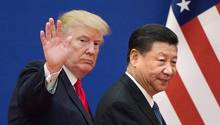 Worüber die USA und China streiten – und wie Deutschland darunter leidet