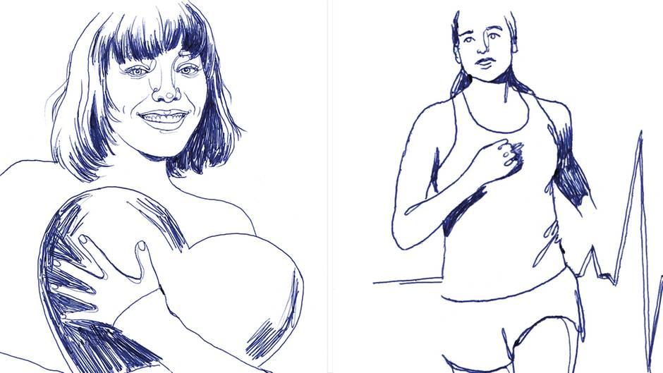 Gesundes Herz: So funktioniert ein gesunder Lebensstil