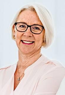 Ordnungstherapeutin Anna Paul, 58, sagt: