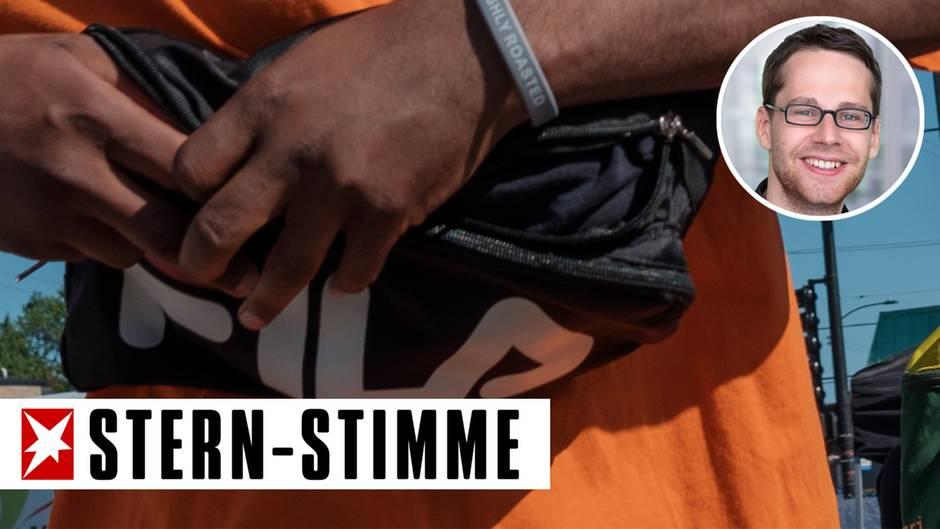 Simon Kremer Handtasche
