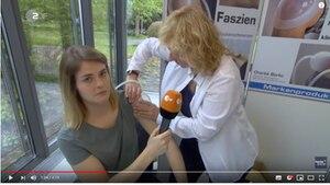"""heute-show"" Hazel Brugger"