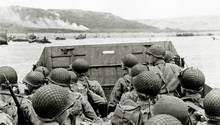Landung der Alliierten in der Normandie