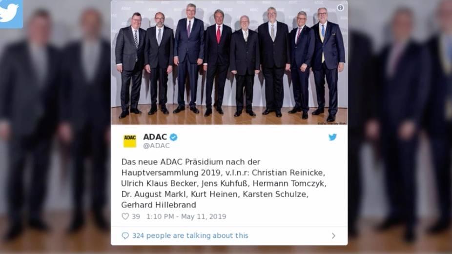 """Automobilclub : """"Ihr wisst, dass Frauen auch Autofahren dürfen?"""" – ADAC erntet Kritik nach Vorstandstweet"""
