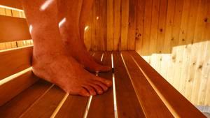 nachrichten deutschland - kippe in sauna