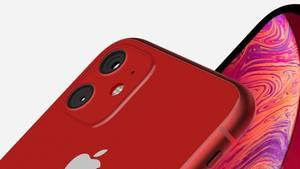 Der Nachfolger des iPhone XR soll die quadratische Aussparung erhalten, obwohl dort nur eine Doppelkamera verbaut ist.