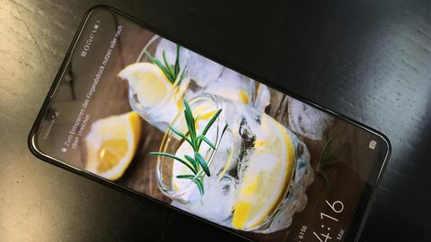 Huawei P30 lite: Vorderseite