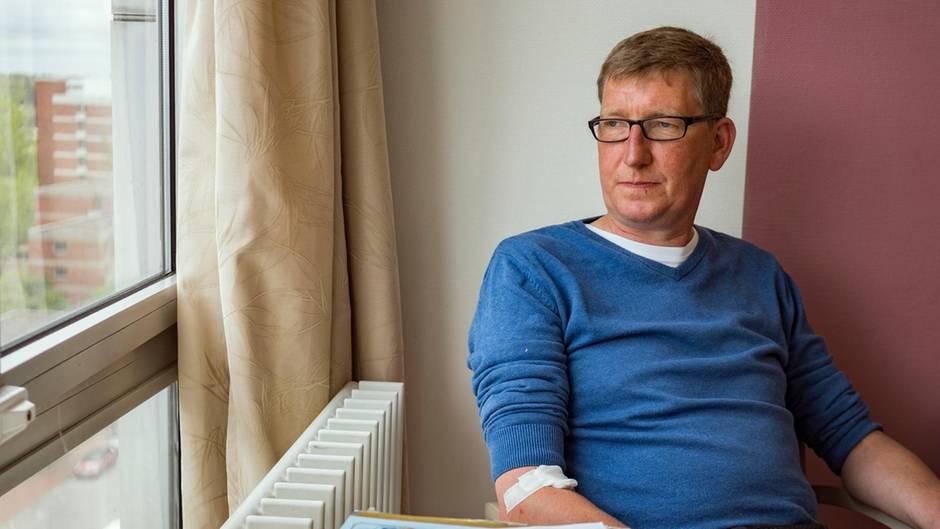 """Organspende: """"Ich versuche jetzt durchzuhalten"""" – Gerd wartet auf ein Herz"""
