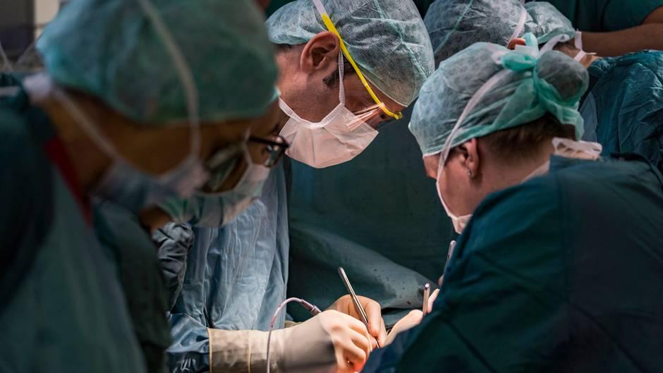 Organspende: Herzchirurg erklärt die Schwierigkeiten einer Herztransplantation