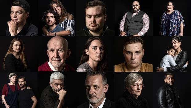 """Reportageprojekt """"Survivors"""": Überlebende des Terrors"""