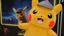 Eigentlich haben sich die Kinobesucher auf Pikachu gefreut ...