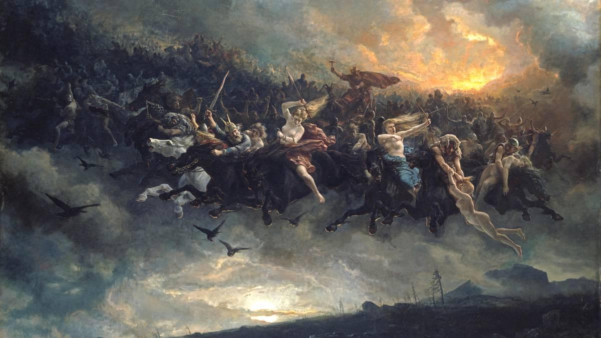 Quiz: Odin, Thor und böse Riesen – wie gut kennen Sie die nordische Mythologie?