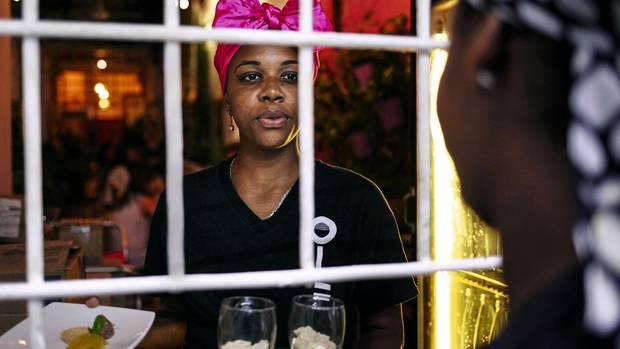 Kolumbien: zu Gast im Top-Restaurant eines Frauengefängnisses