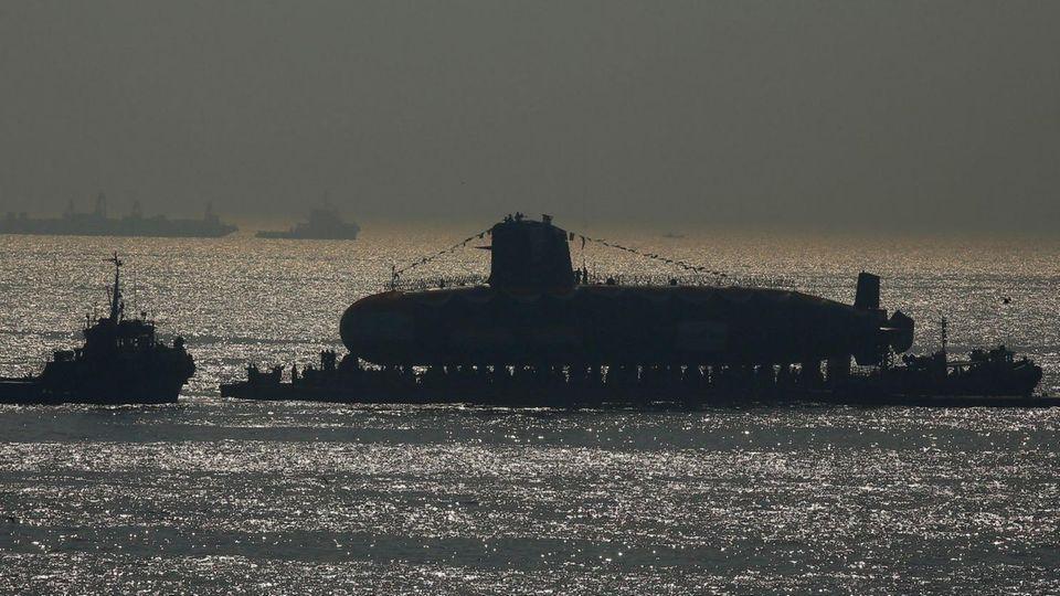 Die INS Arihant ist das erste U-Boot mit ballistischen Raketen, welches ein Staat gebaut hat, der nicht zu den fünf UN-Vetomächten gehört.