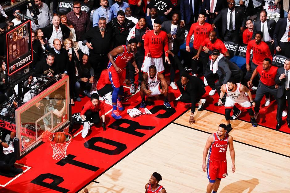NBA Toronto Raptors – Philadelphia 76ers