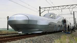 Mit 360 km/h würde der Alfa-X die schnellste Zugverbindung der Welt anbieten.