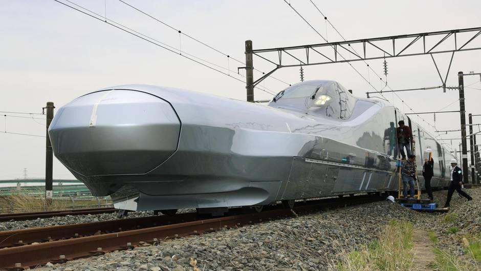 Japanische Zug Sex