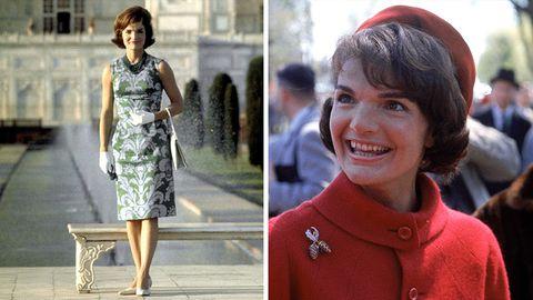 Zum 25. Todestag: Jackie Kennedy Onassis: First Lady und Stilikone