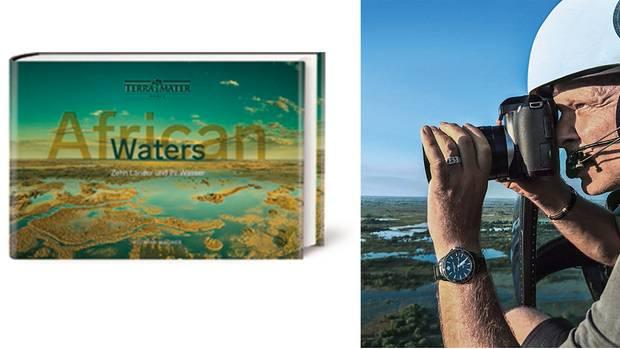 """Florian Wagner, 52. """"African Waters""""ist bei Terra Mater erschienen und kostet 99 Euro"""