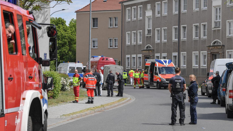 Tatort in Brandenburg