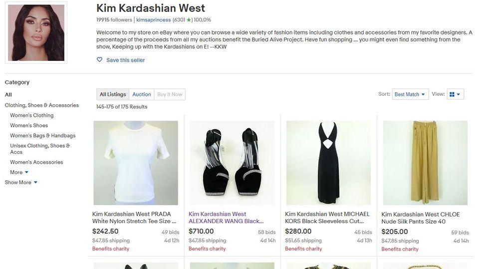 Kim Kardashians Bikini