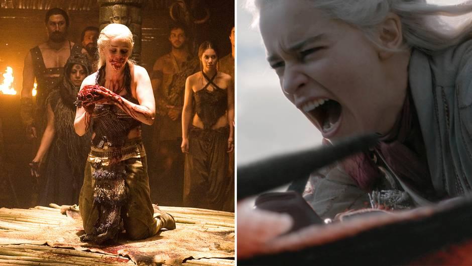 """""""Game of Thrones"""": Daenerys Targaryen und die Wut: Die dunkle Seite der Drachenkönigin"""