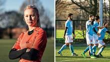Gewalt im Amateurfußball: Porträt einer Schiedsrichterin