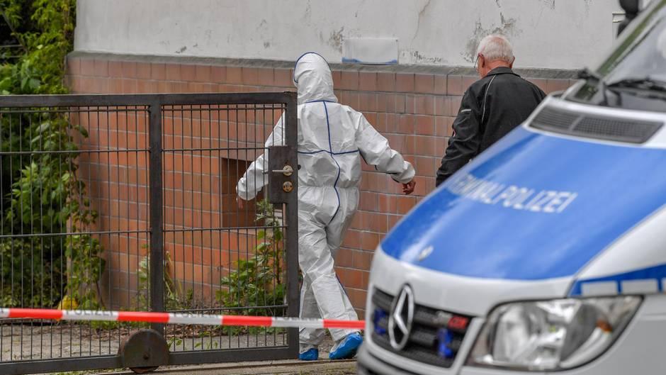 Zwei Männer in Brandenburg getötet – war es ein Auftragsmord?